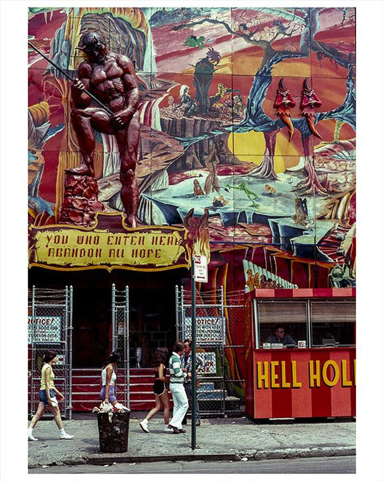 Coney Island Hell Holiday Pictures, Photos & Images 1970s