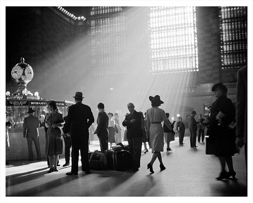 Grand Central Station, Manhattan New York City 1941