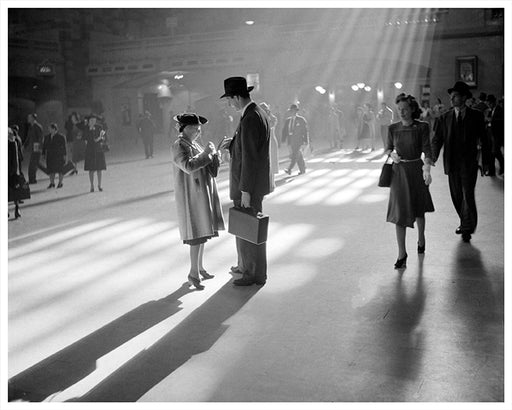 Grand Central Station / Terminal New York City 1941