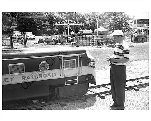 Mini Railroad little dipper