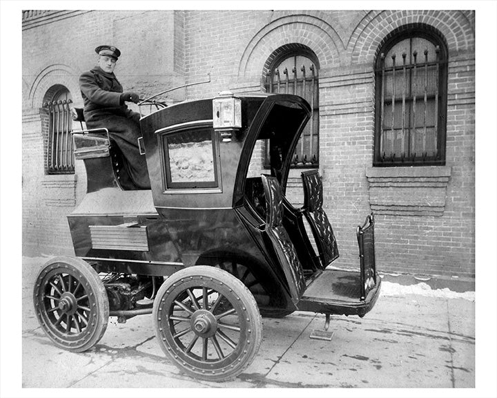 New York City Taxi - 1903
