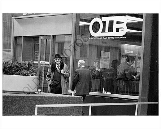 OTB 1970s New york