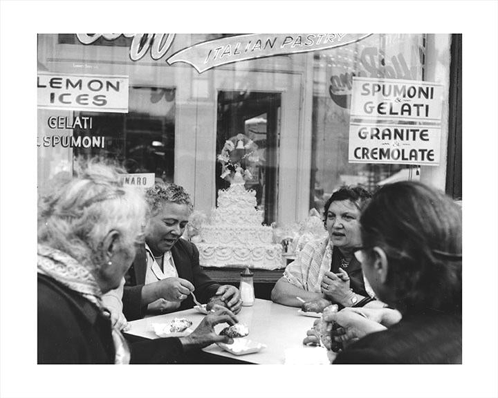 Cafe Roma Old Photos, Pictures & Images NYC 1950s