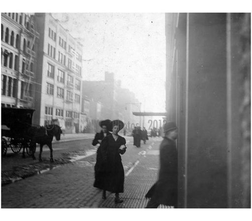 Abraham & Strauss Co. Fulton Street - Bedford-Stuyvesant  - Brooklyn NY Old Vintage Photos and Images