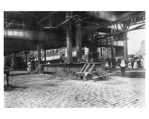 alternate view 149th Street & 3rd Ave South Bronx, NY 1910 Old Vintage Photos and Images