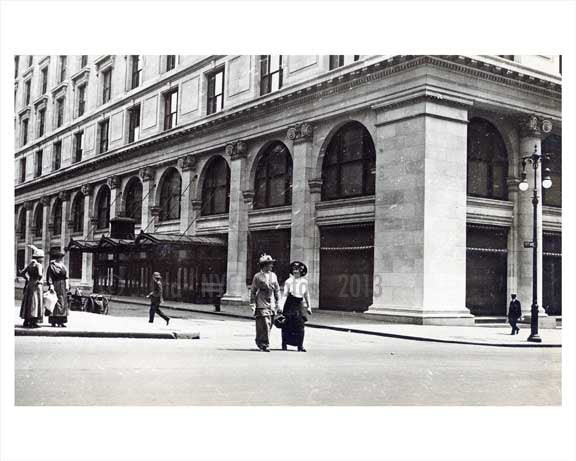 Altmans 34th Street 5th Ave 1914 Old Vintage Photos and Images