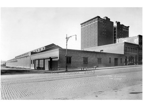 American Express Co. Stables 10th Avenue & 32nd Street Old Vintage Photos and Images