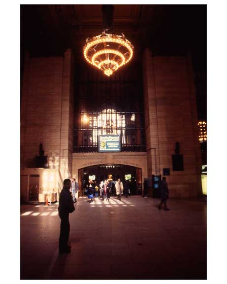 Architecture Inside of Grand Central Station 1988 Old Vintage Photos and Images