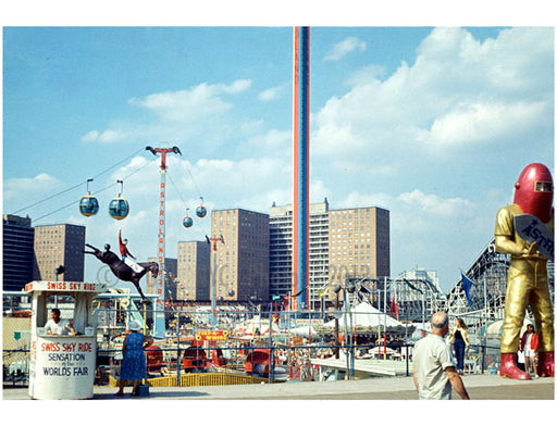 Astroland Park B Old Vintage Photos and Images