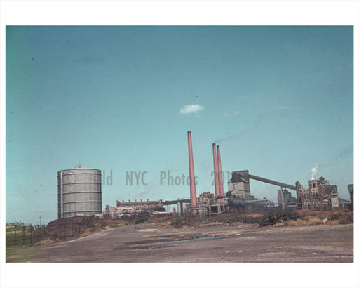 Atlantic City Power Plant