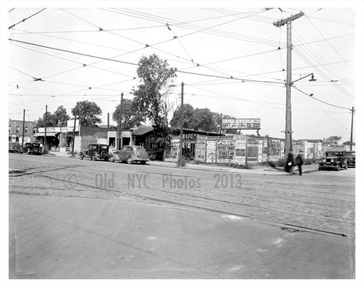 Avenue N & Utica Ave Old Vintage Photos and Images