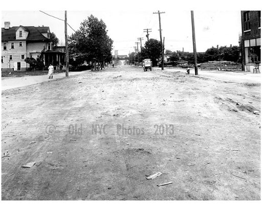 Avenue U 7 West 6th Street - 1922 Old Vintage Photos and Images