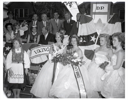 Bay Ridge Viking Girls Brooklyn NY Old Vintage Photos and Images