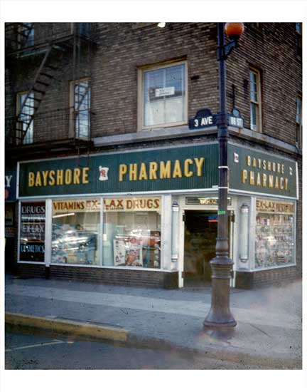 Bayshore Pharmacy Old Vintage Photos and Images