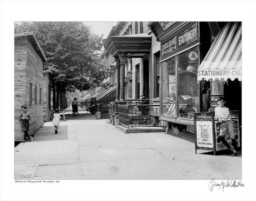Bedford Stuyvesant Brooklyn 1921