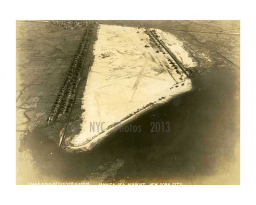Before JFK  Airport was constructed - Jamaica - Queens NY Old Vintage Photos and Images