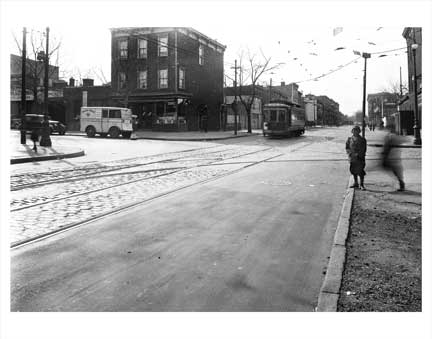 Bergen & Troy Ave - Crown Heights Brooklyn NY Old Vintage Photos and Images