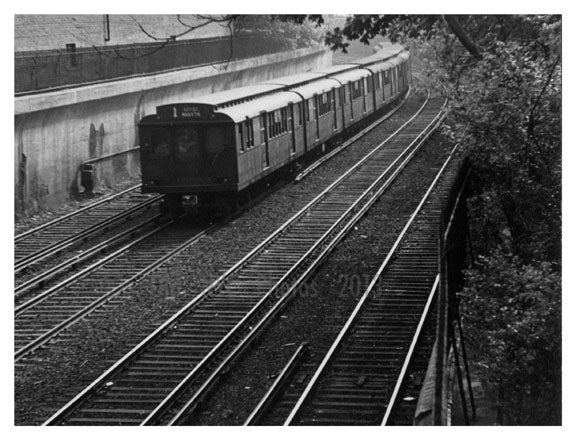 BMT Brighton Line Brighton Beach Brooklyn NY Old Vintage Photos and Images