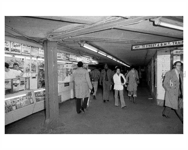 BMT Train line 1970S Old Vintage Photos and Images