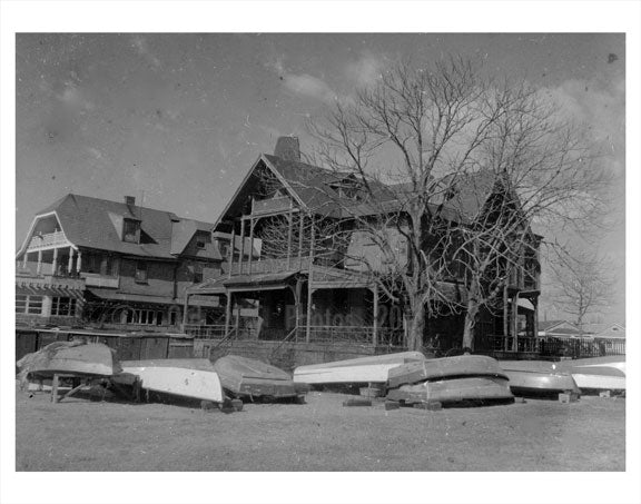 Boat Rentals Sheepshead Bay NY Old Vintage Photos and Images