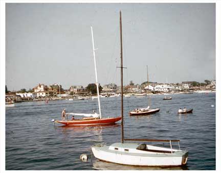 Boats in Bay Old Vintage Photos and Images