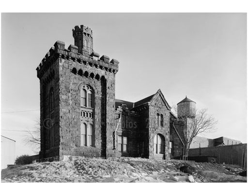 Bodine Castle, 43-16 Vernon Blvd. Long Island City B Old Vintage Photos and Images