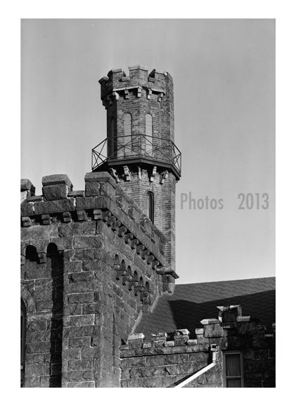 Bodine Castle, 43-16 Vernon Blvd. Long Island City E Old Vintage Photos and Images