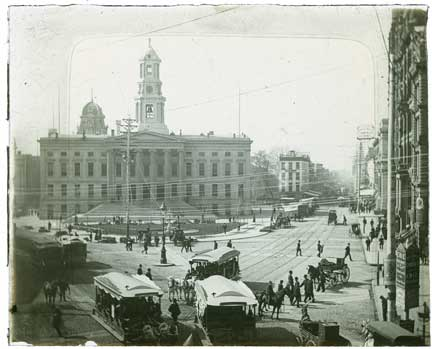 Borough Hall E Old Vintage Photos and Images
