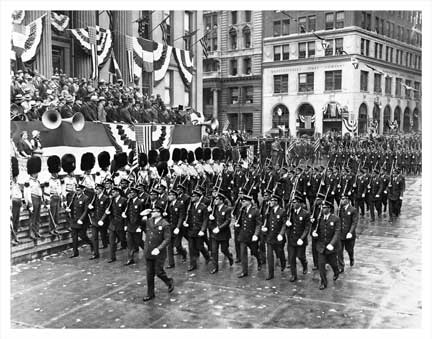 Borough Hall Parade Brooklyn NY Old Vintage Photos and Images