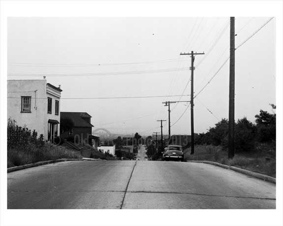 Bradley Ave Willowbrook Staten Island 1949 NYC Old Vintage Photos and Images