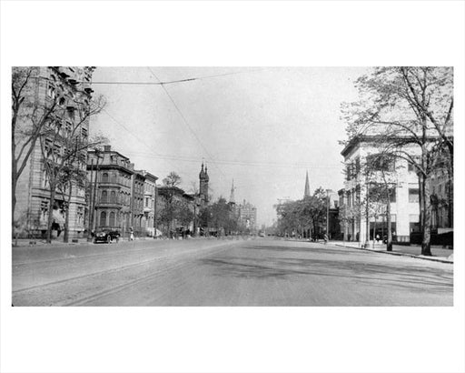 Broad Street Newark 1915 Old Vintage Photos and Images