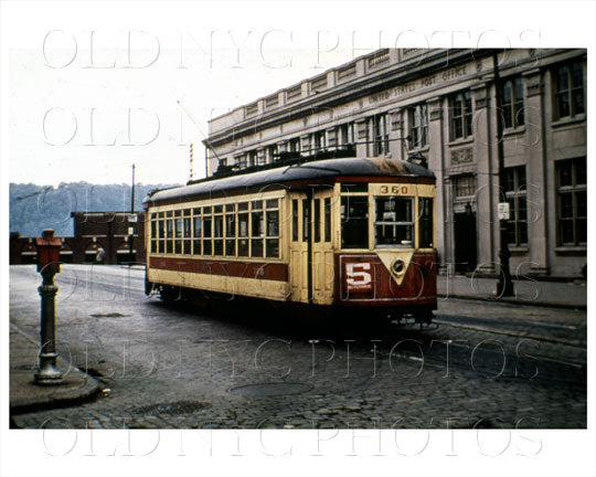Yonkers TARS 1951 Old Vintage Photos and Images