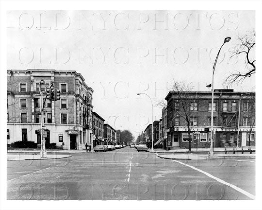 Eastern Parkway & New York Ave 1915 Old Vintage Photos and Images