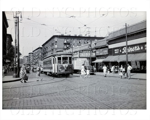 St. Anns Avenue & East 138th Street Mott Haven, Bronx Old Vintage Photos and Images