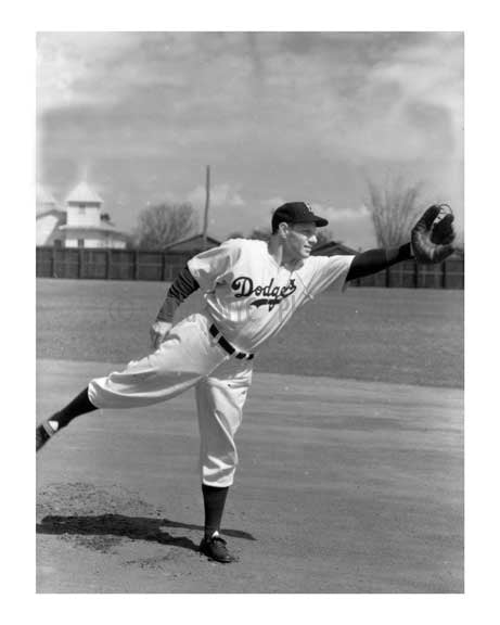 Brooklyn Dodger  - Joe Medwick