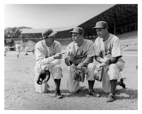 Brooklyn Dodgers Spring training in the 1940s 1