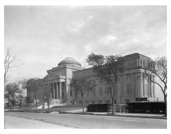 Brooklyn Museum B Old Vintage Photos and Images