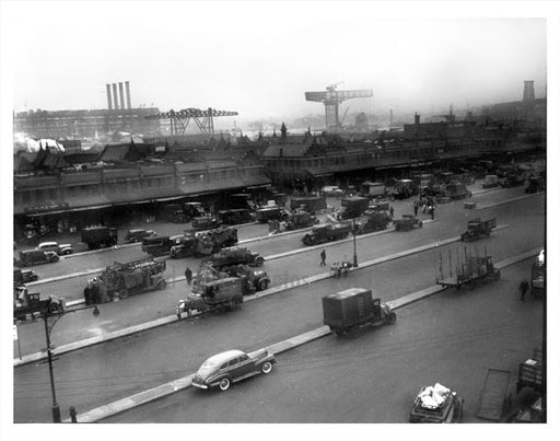 Brooklyn Navy Yard Old Vintage Photos and Images
