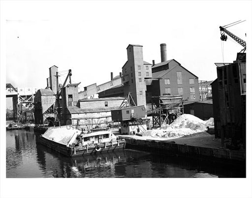 Brooklyn Navy Yard II Old Vintage Photos and Images