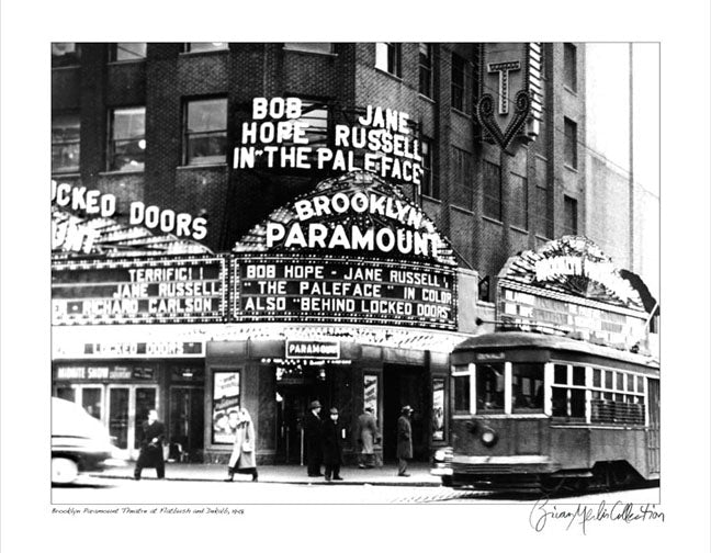 Brooklyn Paramount Theater 1948