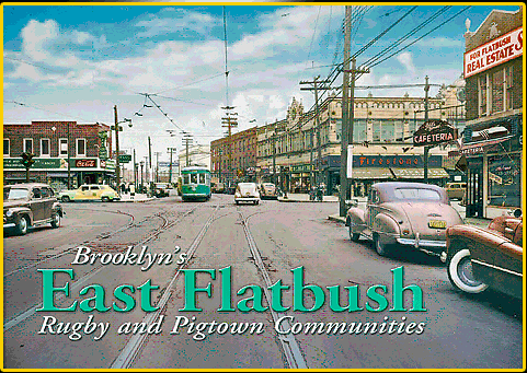 Brooklyn's East Flatbush Old Vintage Photos and Images