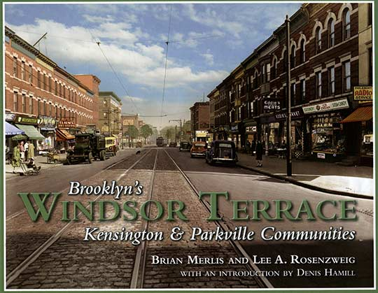 Brooklyn's Windsor Terrace Old Vintage Photos and Images