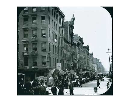 Brooklyn St Scene 2 Old Vintage Photos and Images