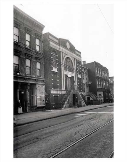 Brooklyn Synagogue Old Vintage Photos and Images