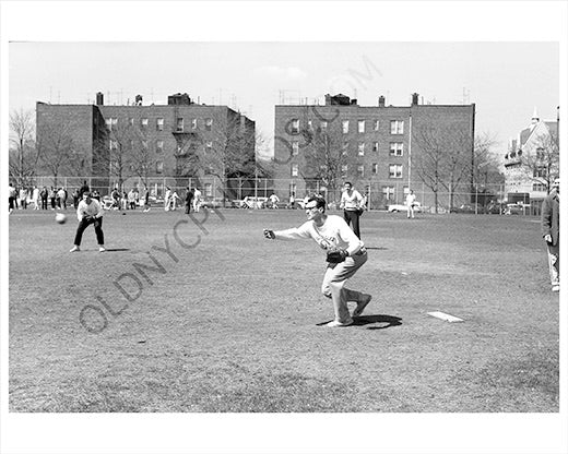 Brooklyn College Baseball 1970s