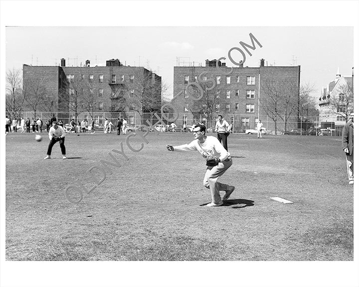 Baseball at Brooklyn College 1970's