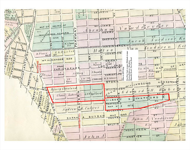 Brownsville Map 1870s Old Vintage Photos and Images