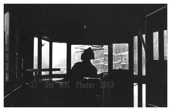 Bus Driver Old Vintage Photos and Images