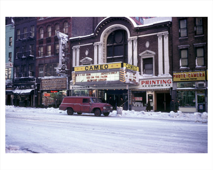 Cameo Theater Old Vintage Photos and Images