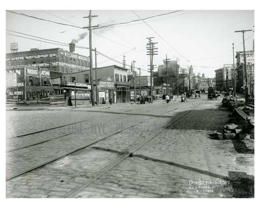Canal & 138th Street 1912 - The South Bronx NYC Old Vintage Photos and Images
